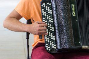 cours d'accordéon à Sautron