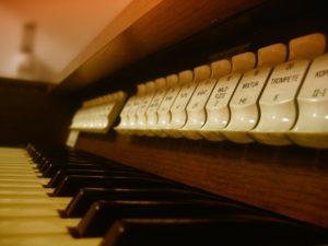 cours d'orgue à Sautron