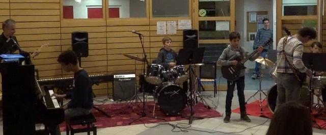 Groupe de musiques actuelles, le 12/12/2017 à Sautron