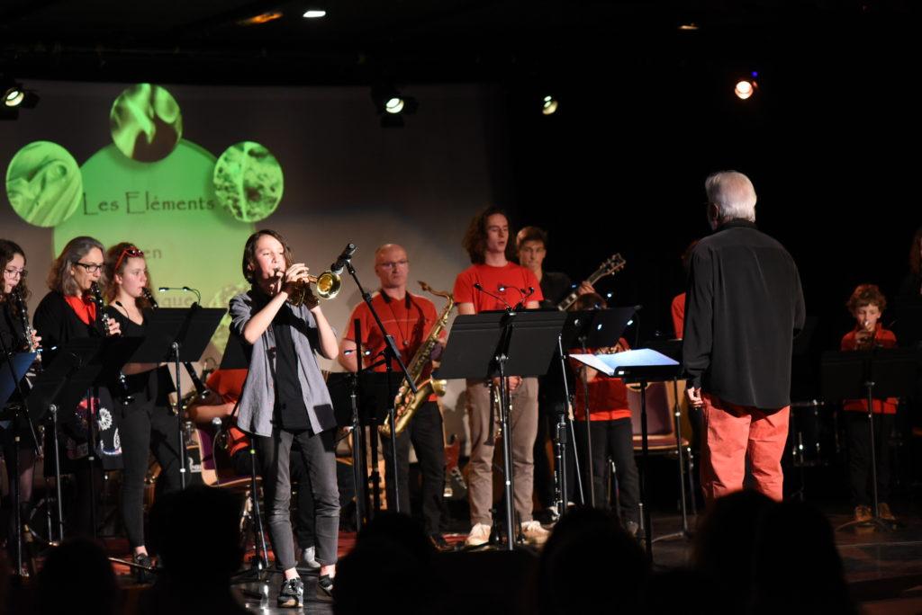 orchestre harmonique - Fête école de musique 2019